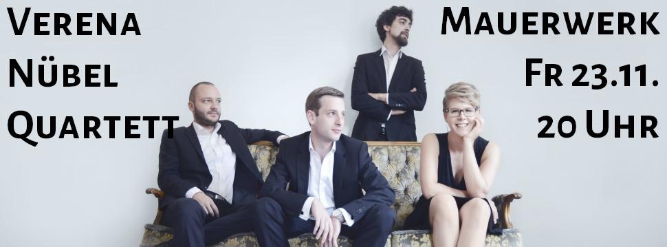 Verena Nübel Quartett